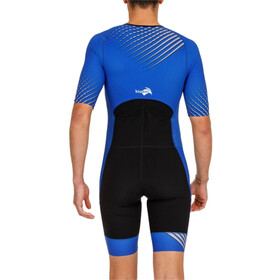 KiWAMi Prima LD Aero Suit black/blue
